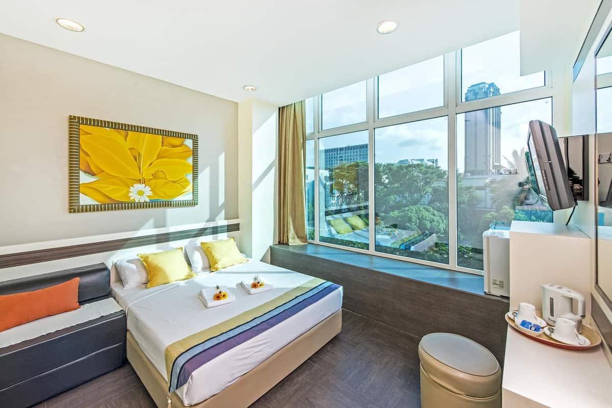 Hotel 81 Bugis Singapore