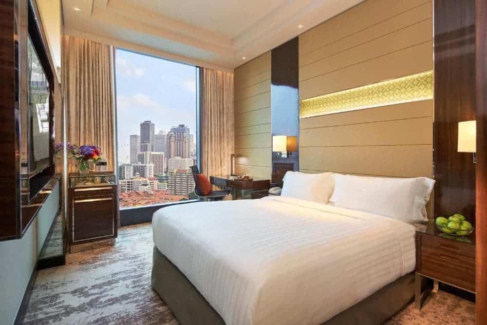 khách sạn Singapore Park Hotel Farrer Park
