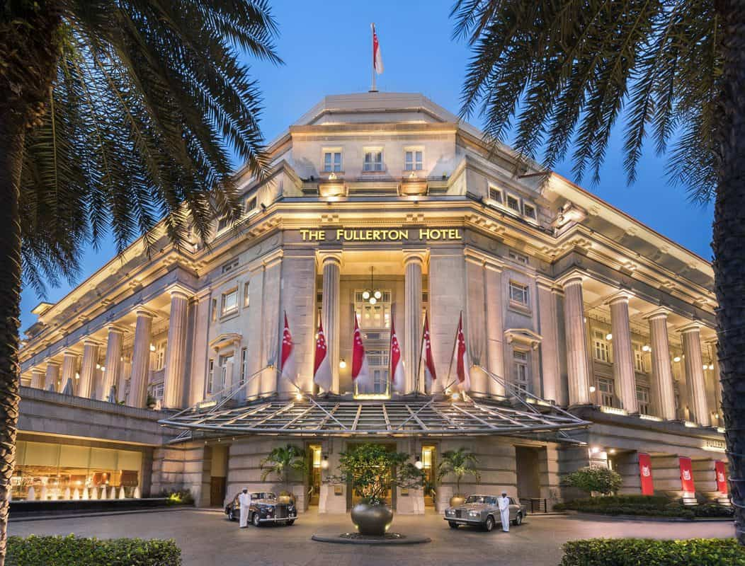 khách sạn singapore cho gia đình