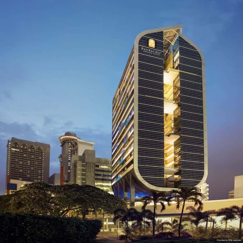 khách sạn đẹp ở singapore