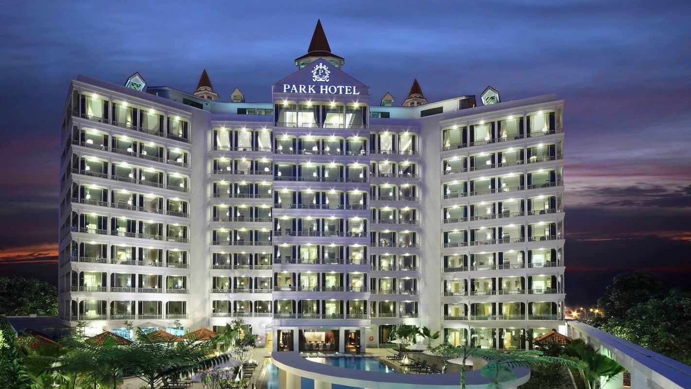 khách sạn đẹp nhất singapore