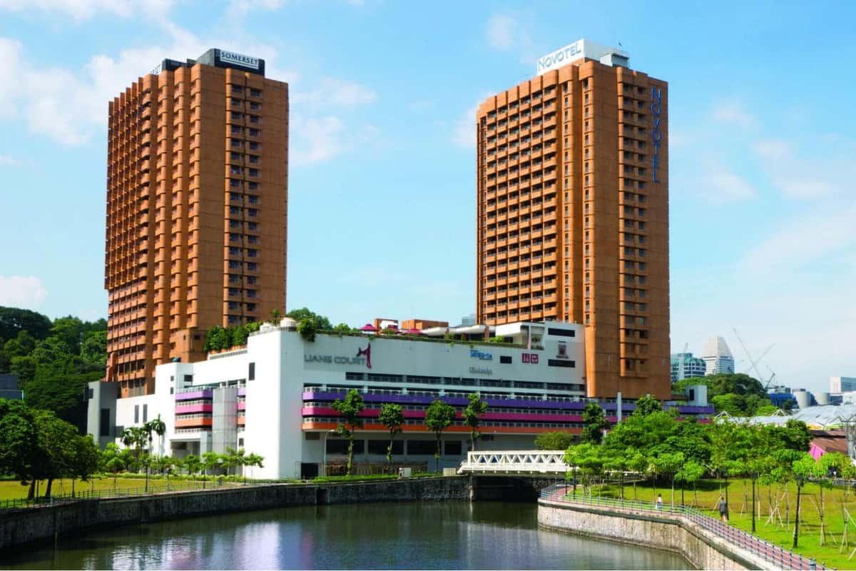 khách sạn singapore gần trung tâm