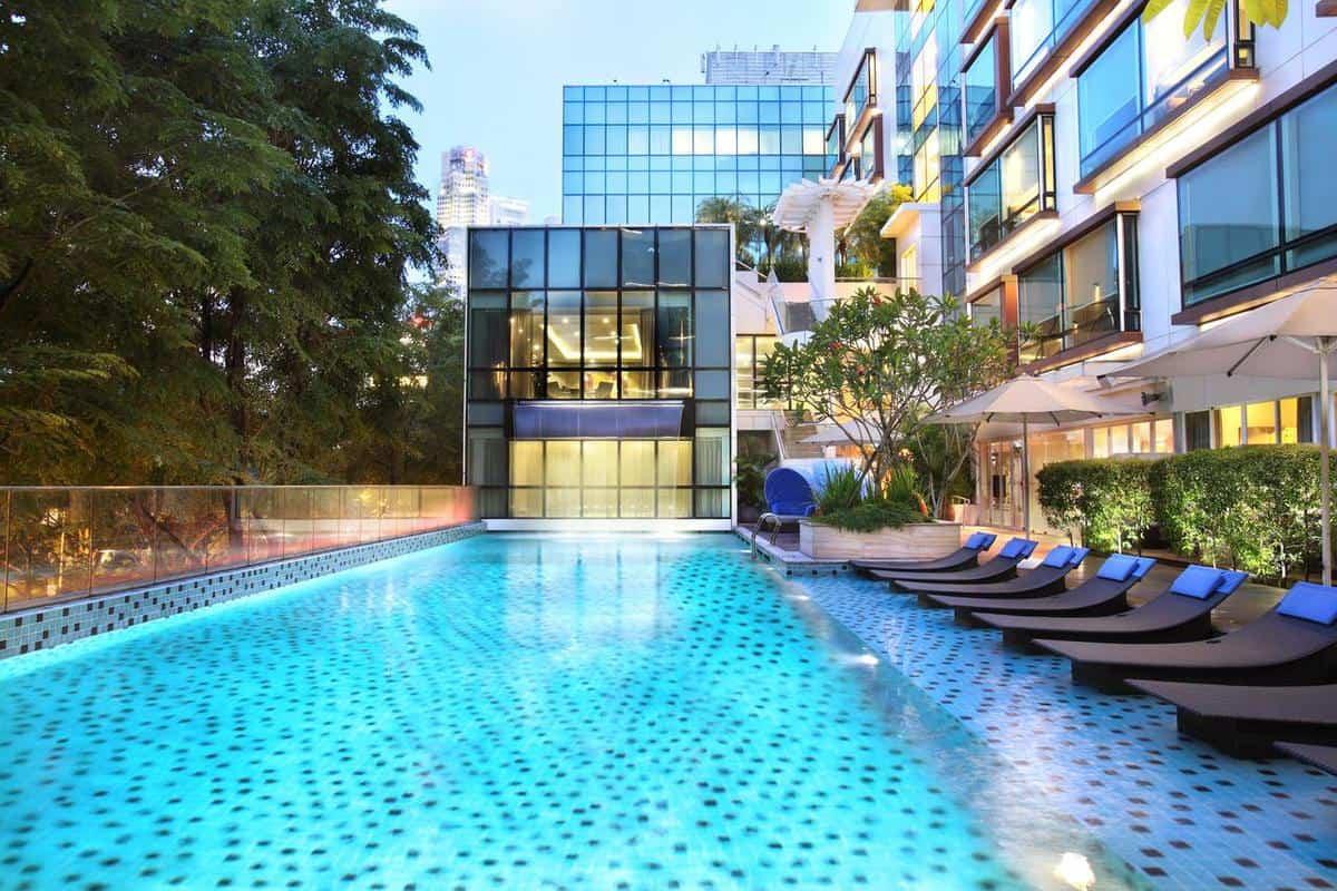 khách sạn ở singapore giá rẻ