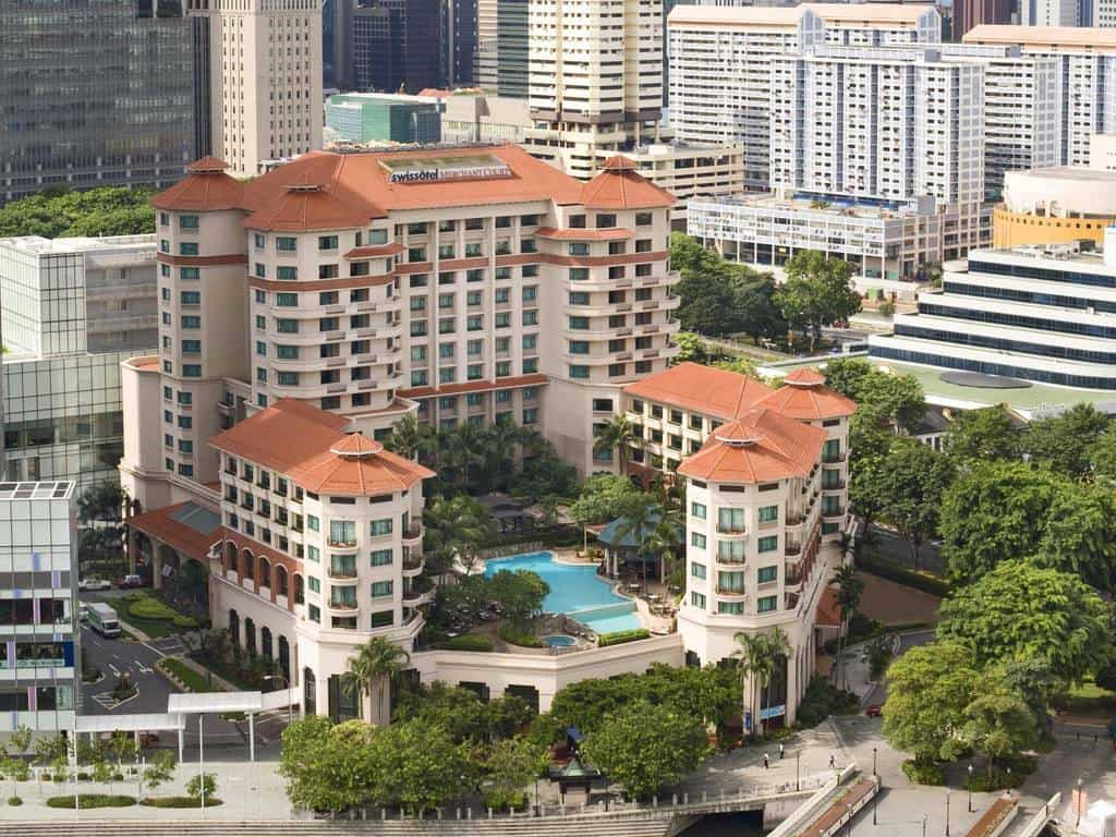 khách sạn ở singapore gần mrt