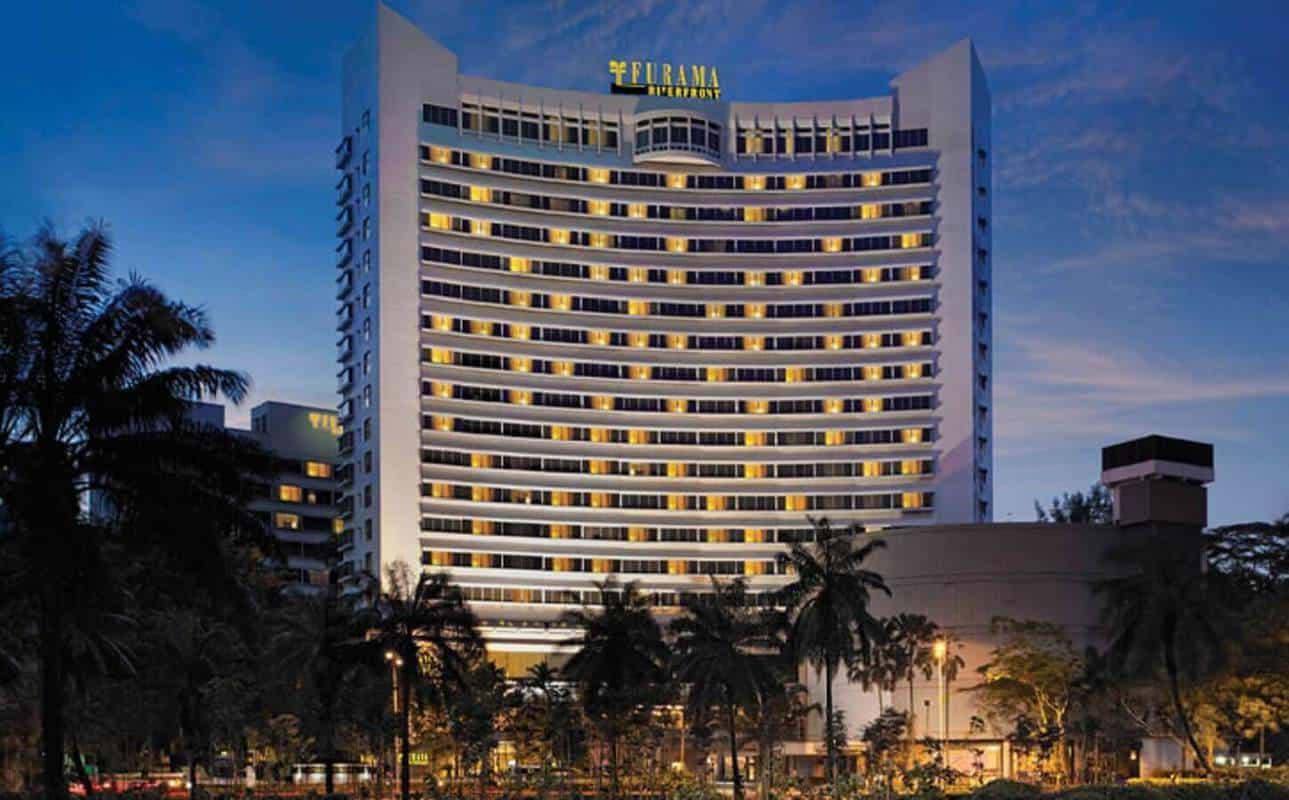 khách sạn ở singapore gần trung tâm