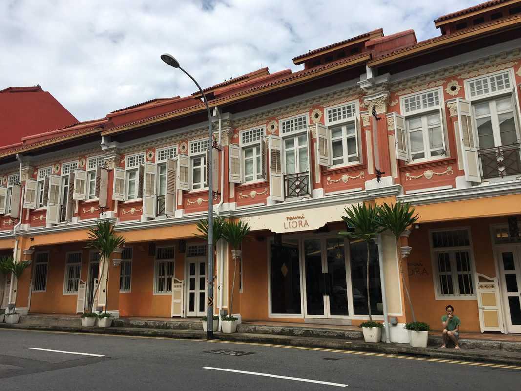 khách sạn tại singapore giá rẻ