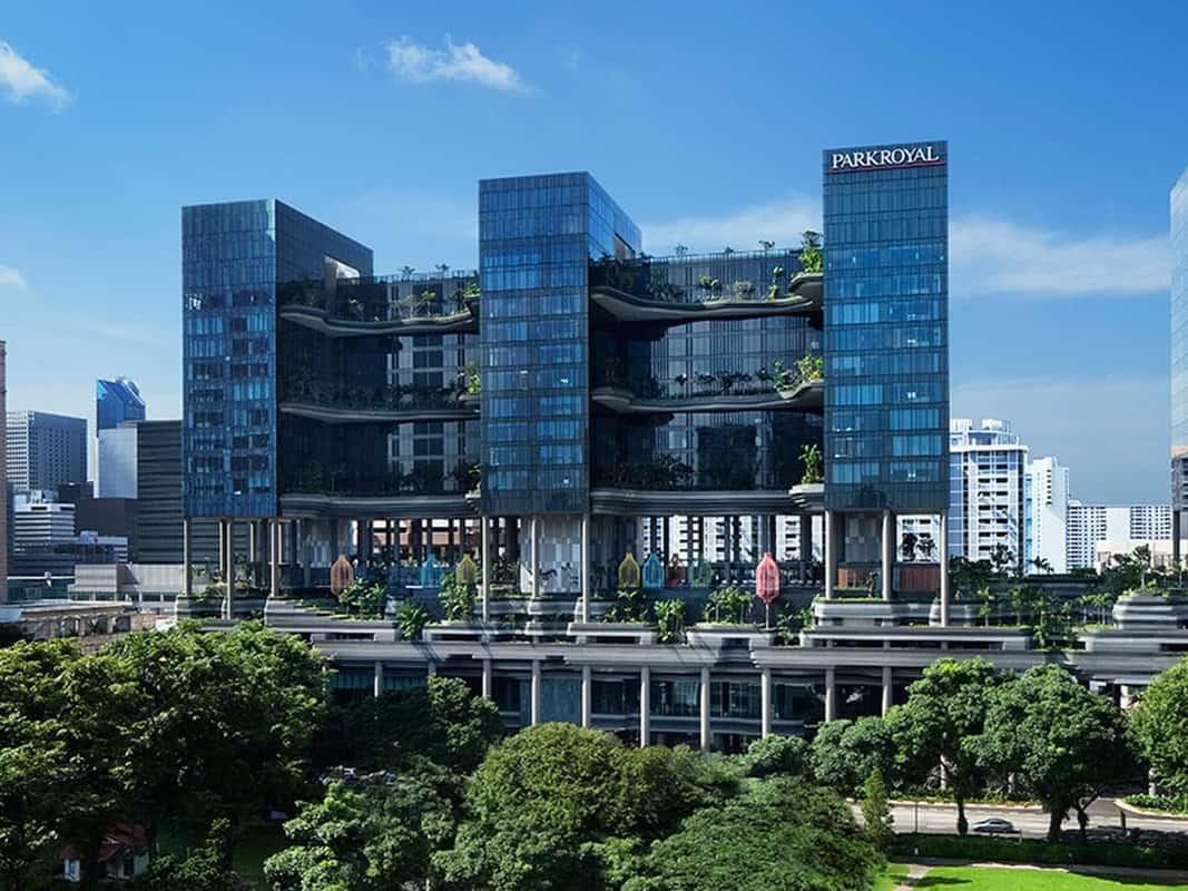 khách sạn singapore có wifi không