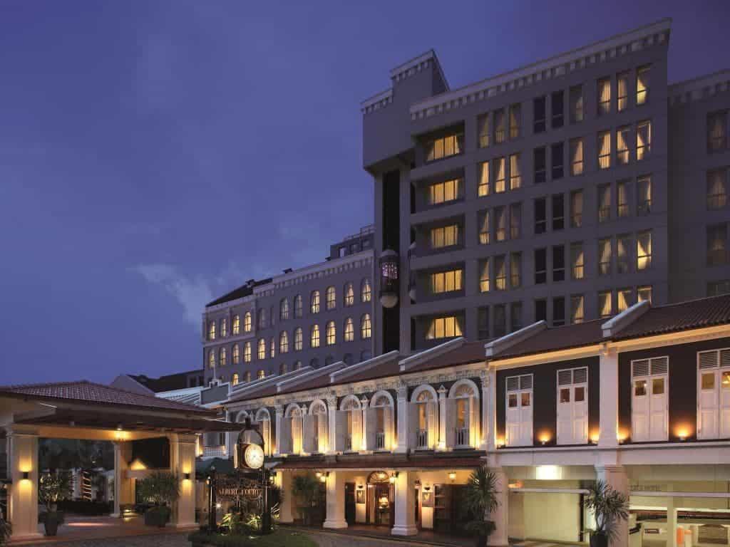 khách sạn ở singapore có wifi không
