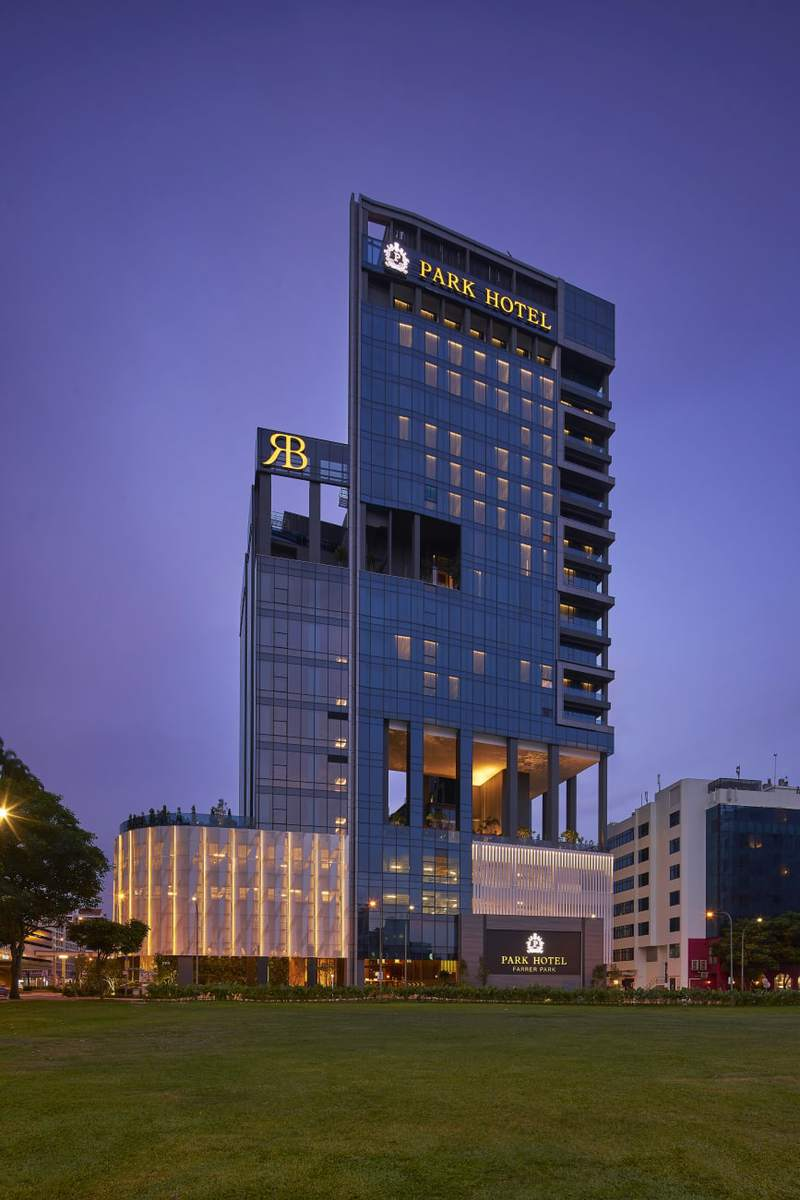 kinh nghiệm khách sạn singapore
