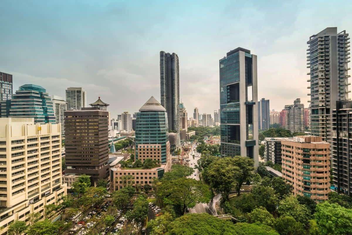 khách sạn singapore tự túc