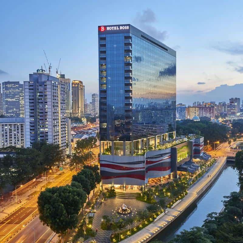 việc làm khách sạn singapore