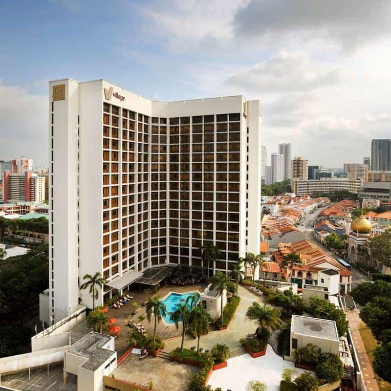 khách sạn link hotel singapore