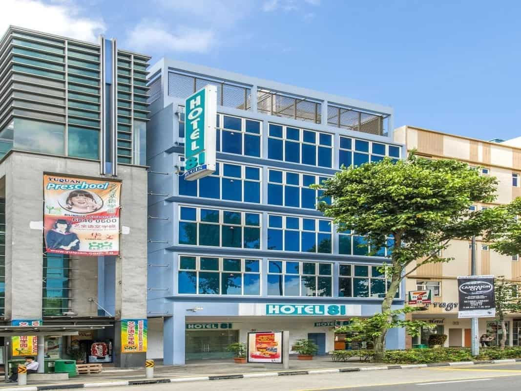 khách sạn mercure singapore