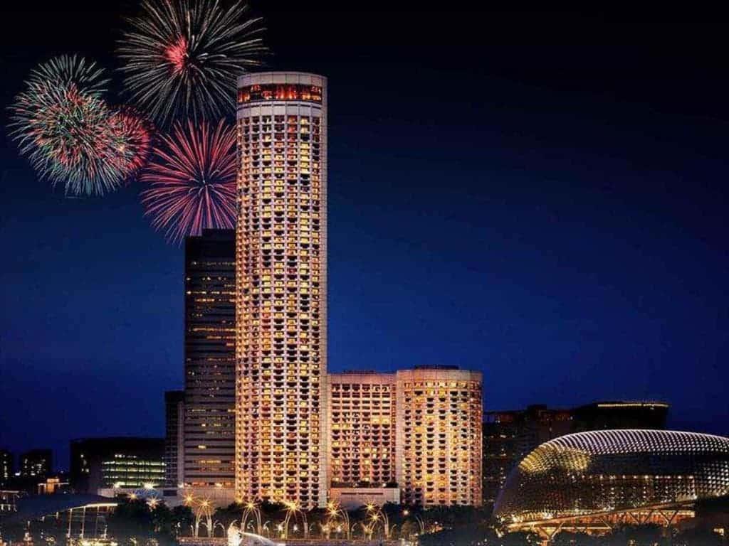 m hotel hotel singapore