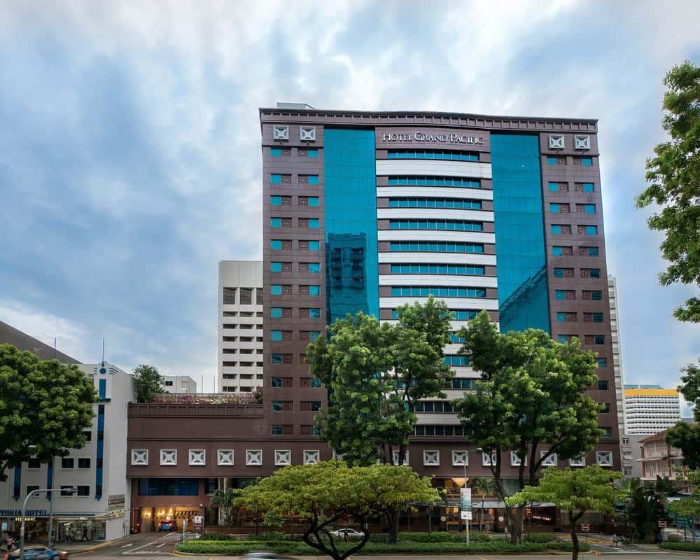 khách sạn nổi tiếng nhất singapore