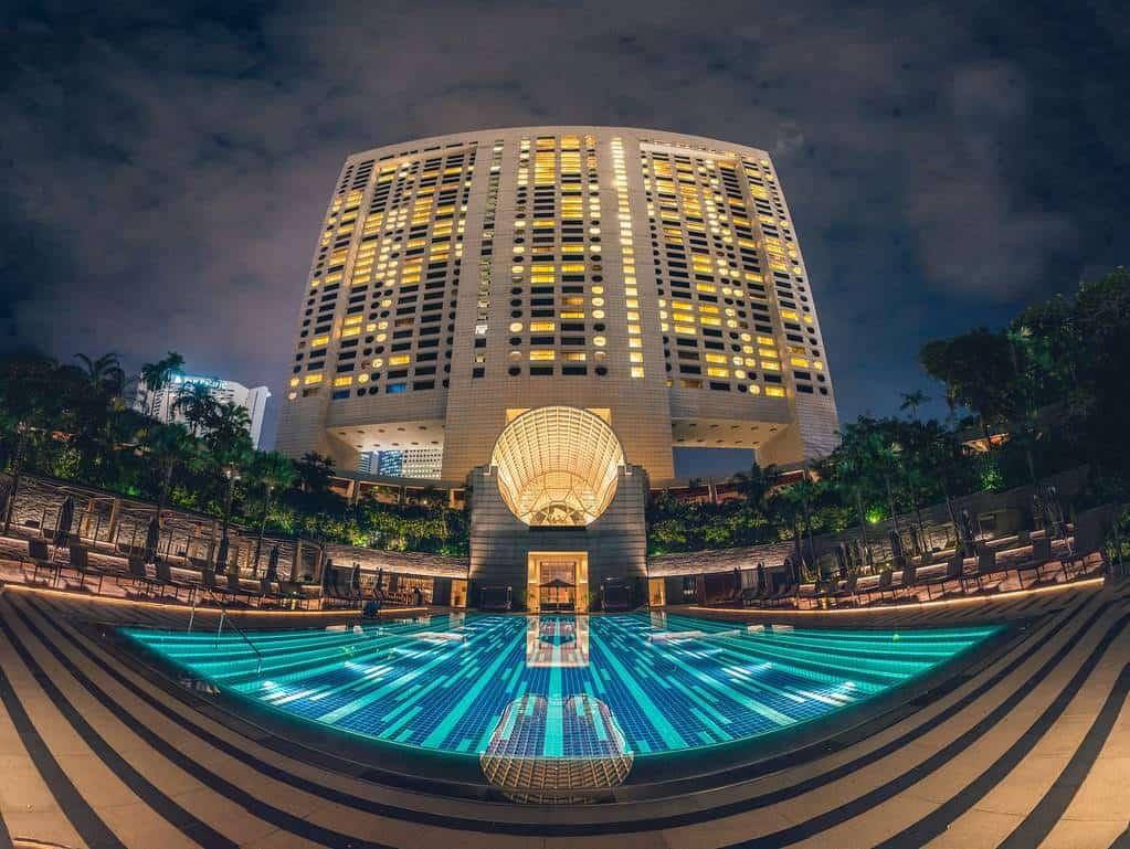 khách sạn đẹp singapore