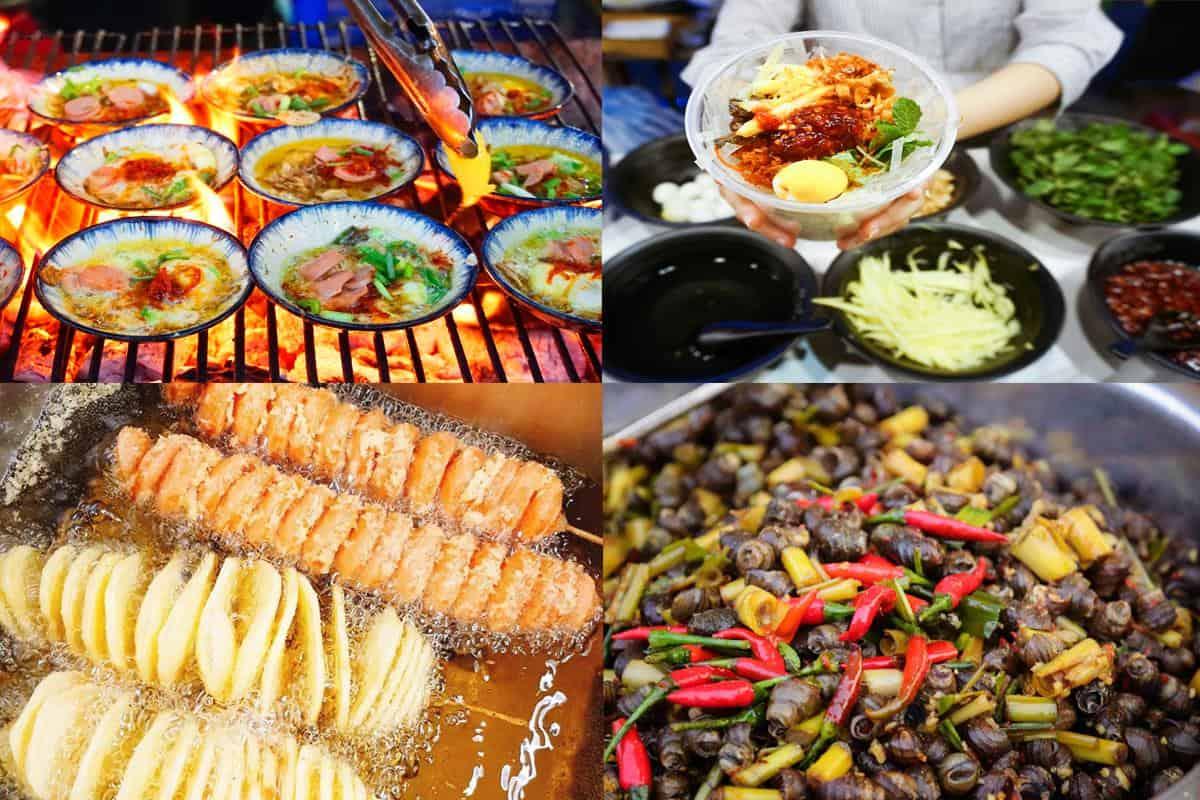 khu ẩm thực Helio Đà Nẵng