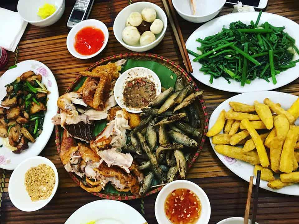 Kinh nghiệm ăn uống ở Mộc Châu