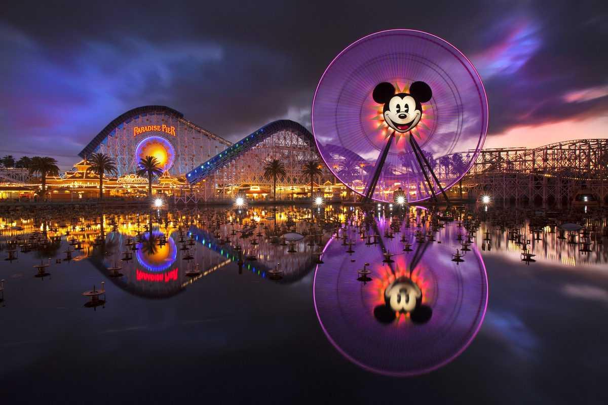 Các trò chơi trong Disneyland Paris