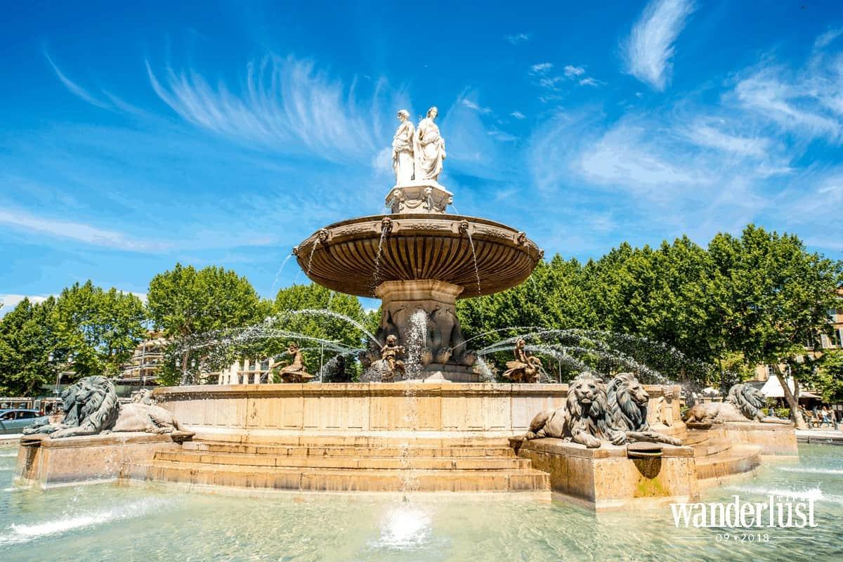 Kinh nghiệm du lịch ở miền Nam nước Pháp