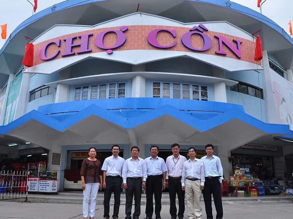 Các chợ nổi tiếng Đà Nẵng
