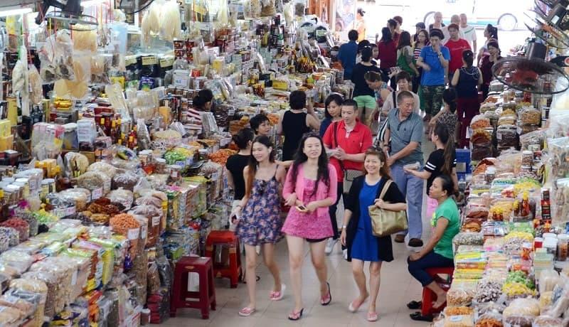 Kinh nghiệm mua quà Đà Nẵng tại chợ