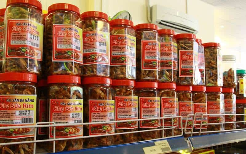 Các cửa hàng đặc sản uy tín tại Đà Nẵng