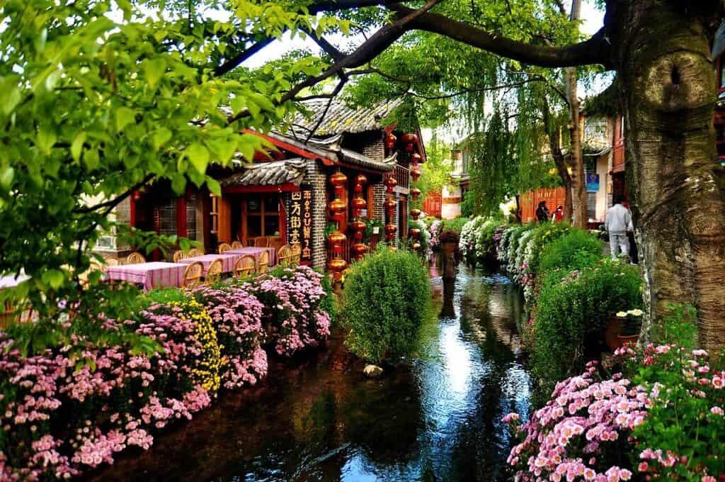 Địa điểm du lịch ở Trung Quốc