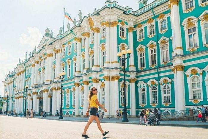 du lịch Nga nên mặc gì