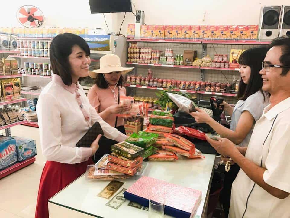 siêu thị đặc sản Đại Lộc phát