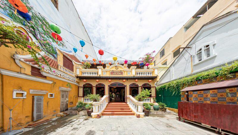 Nhà hàng Mr.Anh Đà Nẵng
