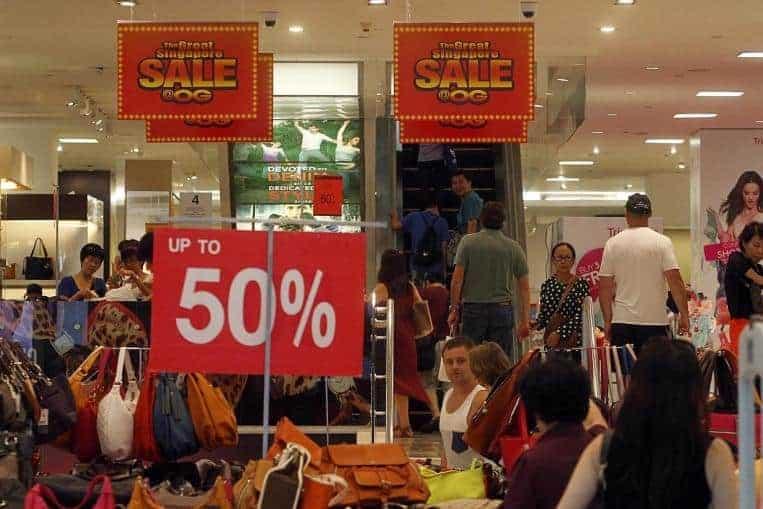 Chương trình sale ở malaysia