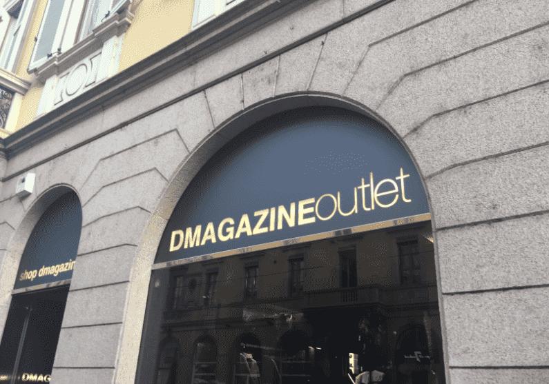 trung tâm mua sắm ở milan