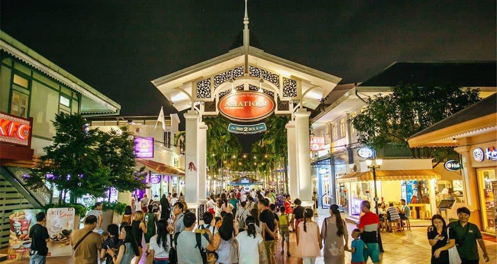 Chợ đêm Asiatique