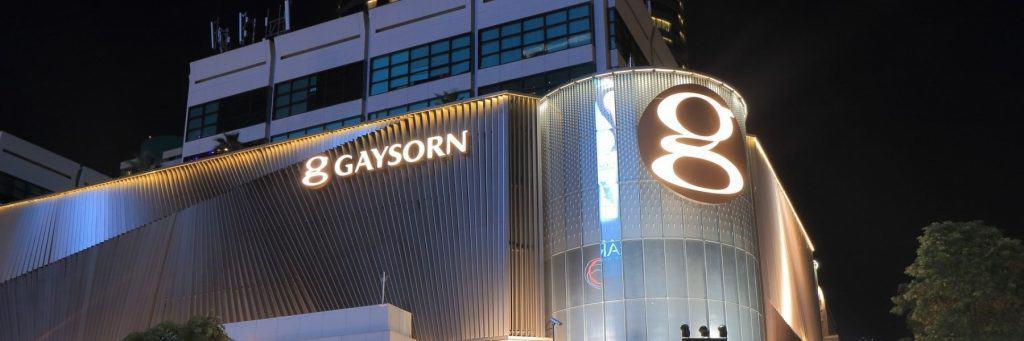 Trung tâm mua sắm Gaysorn Bangkok