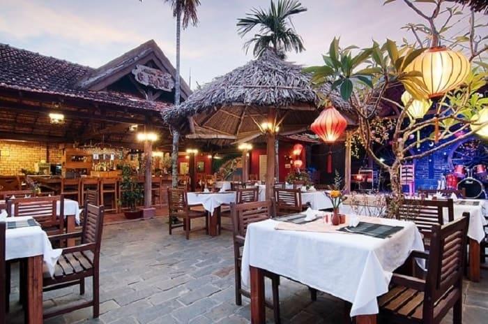 nhà hàng Trùng Dương tại Phú Quốc