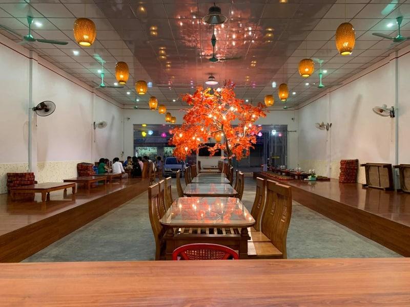 quán ăn ở mộc châu