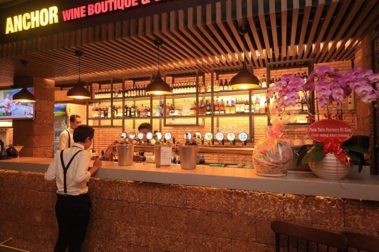 Nhà hàng Anchor ở Đà Nẵng