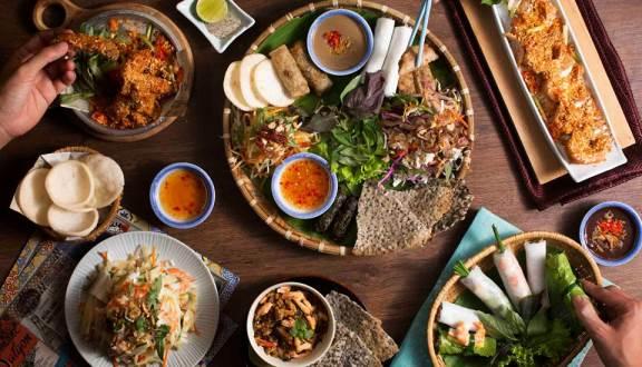 khách đoàn ăn nhà hàng nào ở Đà Nẵng