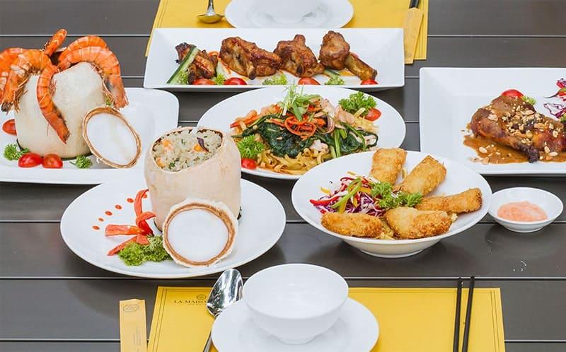 nhà hàng phục vụ khách đoàn tại đà nẵng