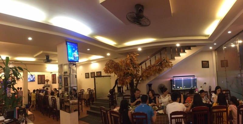 Nhà hàng Cơm Niêu Giỏ Cua Đồng
