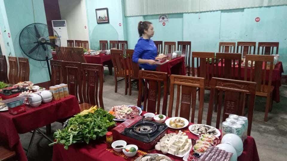 Nhà hàng hợp thủy mai châu
