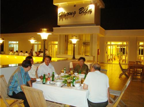 Nhà hàng Hương Biển Phú Quốc