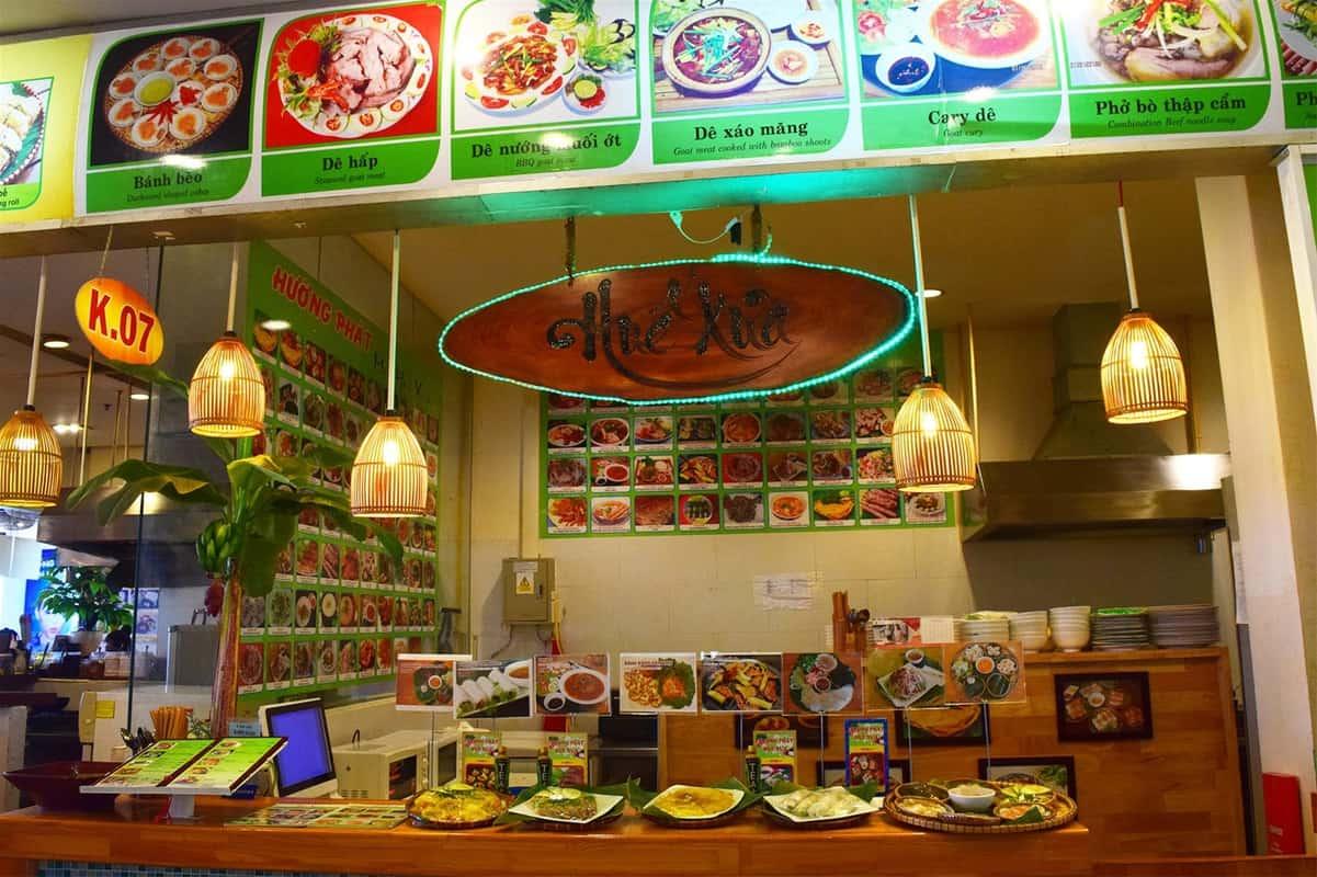 Indochina Foodcourt tại Đà Nẵng