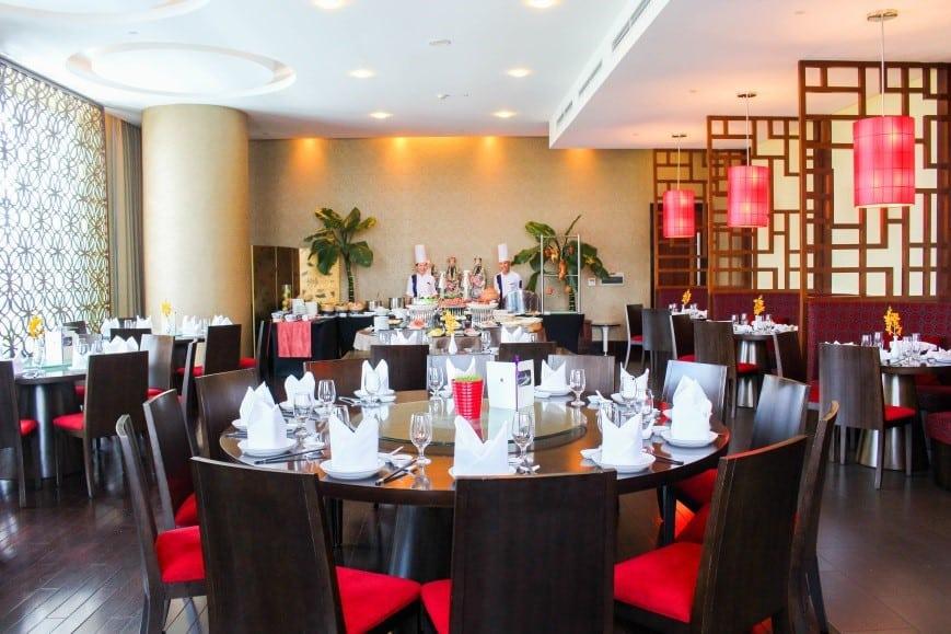 Nhà hàng The Golden Dragon lãng mạn ở Đà Nẵng