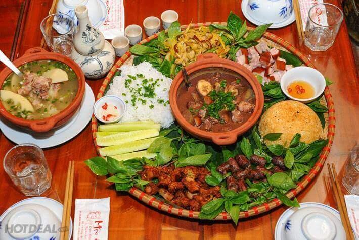 Nhà hàng Mai Châu Hà Nội