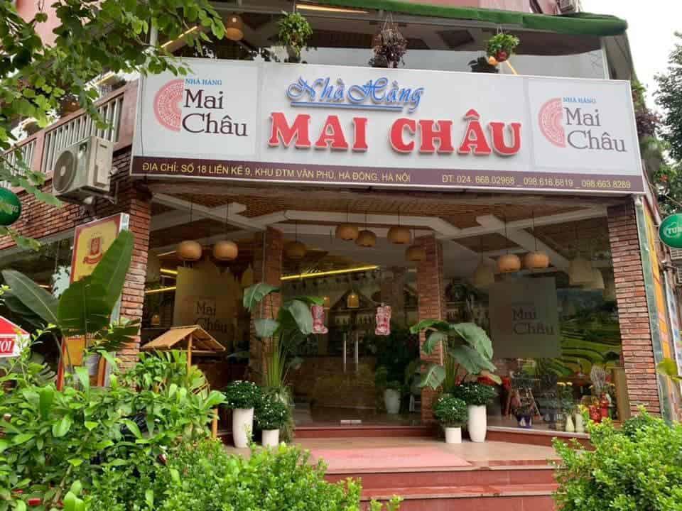 Nhà hàng Mai Châu Văn Phú