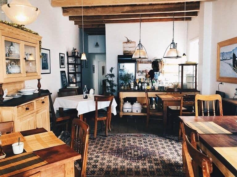 nhà hàng Pháp Đà Lạt