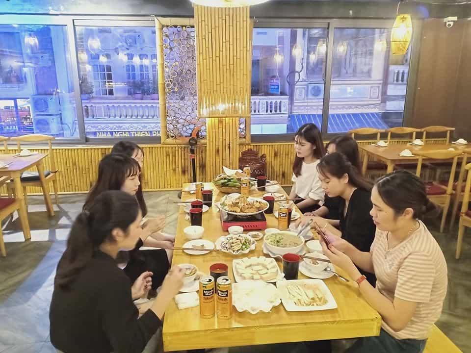nhà hàng Sang Mèo Sapa