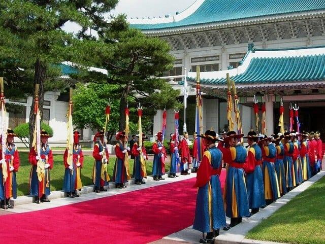Phủ Tổng Thống Hàn Quốc